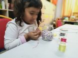أطفال حماية الدمام في ورش ترفيهية