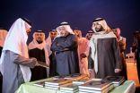 400 نسخة من المصحف الشريف لزوار مهرجان الغضا يومياً