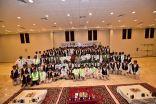 جمعية الكشافة العربية السعودية تختتم برامج التجمع الخليجي الكشفي