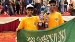"""سعوديان يفوزان من بين 5 آلاف متسابق في منافسات """"اليوسي ماس"""""""